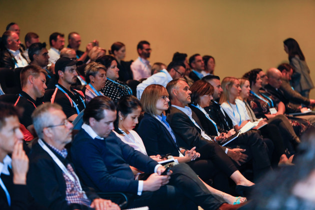 AUSPACK conference: sessions packed
