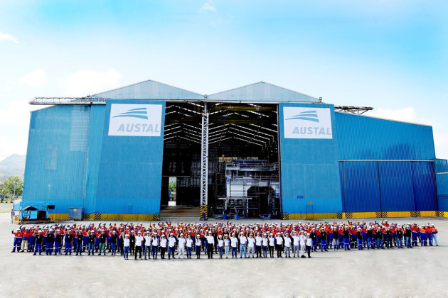 The vessels will be built at Austal's facility in the Philippines. Austal