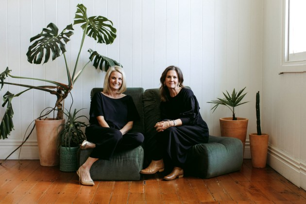 Making a difference: Rebecca Percasky and Kate Bezar, co-founders of The Better Packaging Co.