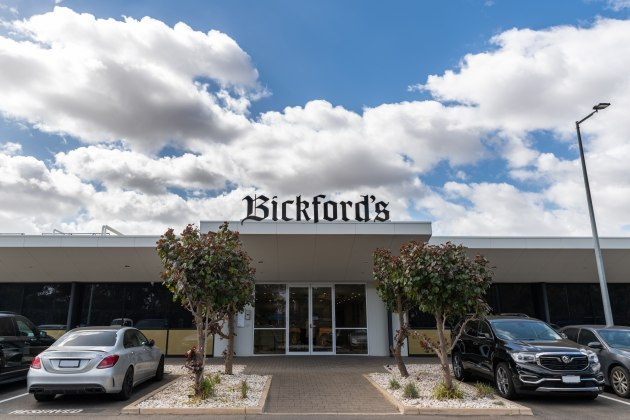 Bickford's has been operating since 1839