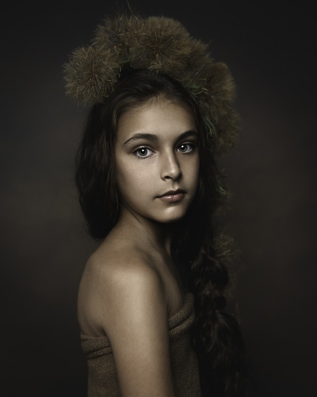 Melanie Jasmin was runner-up in the Portrait category of Australasia's Top Emerging Photographers 2018.