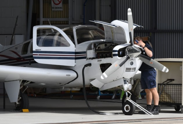 The new rules will change the maintenance requirements for aircraft used in charter operations. (Steve Hitchen)