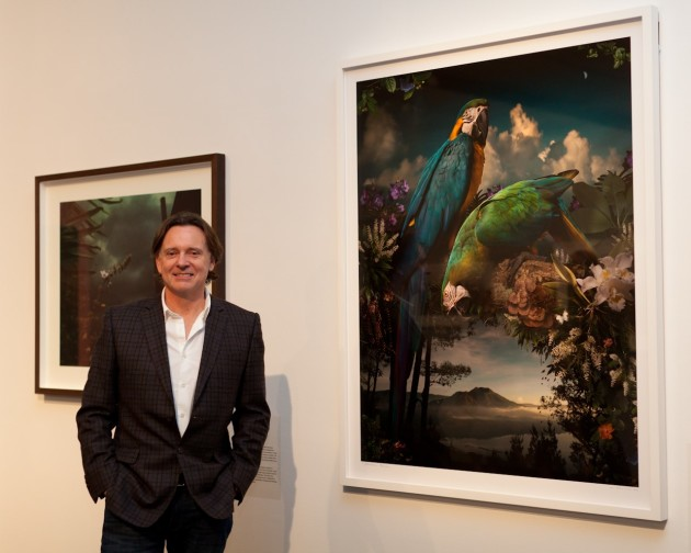 Winner of the 2015 William and Winifred Bowness Photography Prize, Joseph McGlennon.
