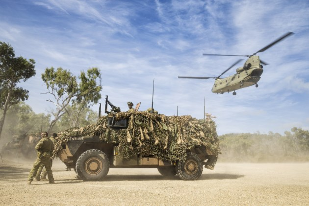 Protected mobility is one of the priorities spelt out by BRIG Mills.