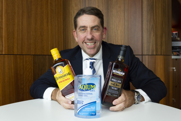 Minister for State Development, Manufacturing, Infrastructure and Planning Cameron Dick said Beenleigh Rum Distillery and Bundaberg Rum Distillery will focus on the production of ethanol for hand sanitiser immediately.