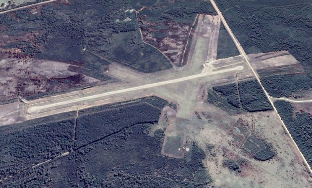 Cape Barren Island airport in Bass Strait is in for a $550K overhaul. (Google Earth image)