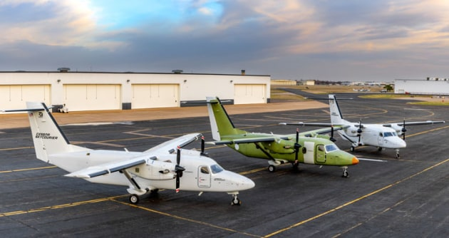 Cessna's SkyCourier fleet has started certification flight testing. (Textron Aviation)