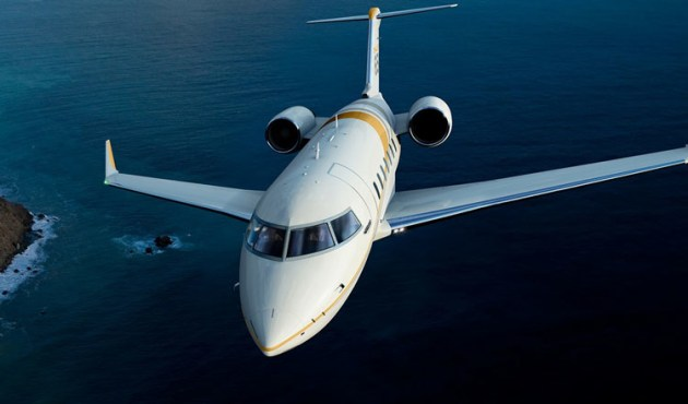 Bombardier's Challenger 650 has a maximum range of 4000 nm, further than any product in the Cessna range. (Bombardier)