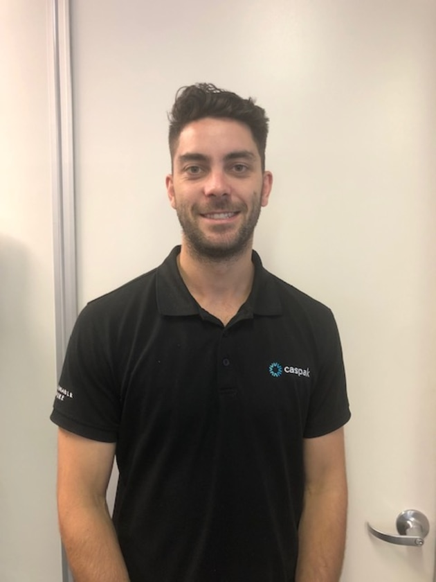 PIDA 2020 Young Packaging Professional Finalist: Christopher Moffatt AAIP, quality control coordinator & product developer, Caspak Products.