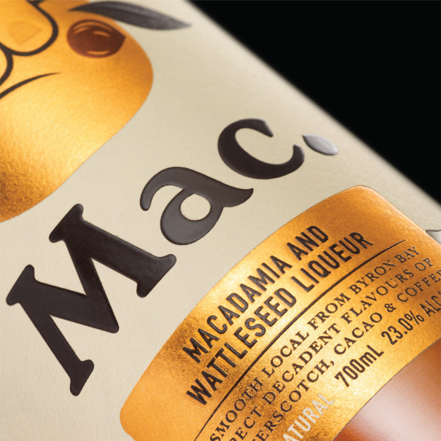 Co-Partnership's design for Mac by Brookie's wins Distinction at the 2019 AGDA Awards.