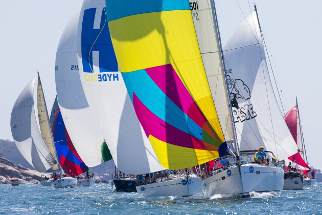 Covid 19 can't halt a good day's racing - Andrea Francolini pic/SMIRW