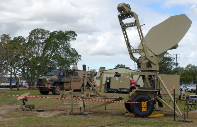 The latest equipment has now been rolled out to several ADF communications units.