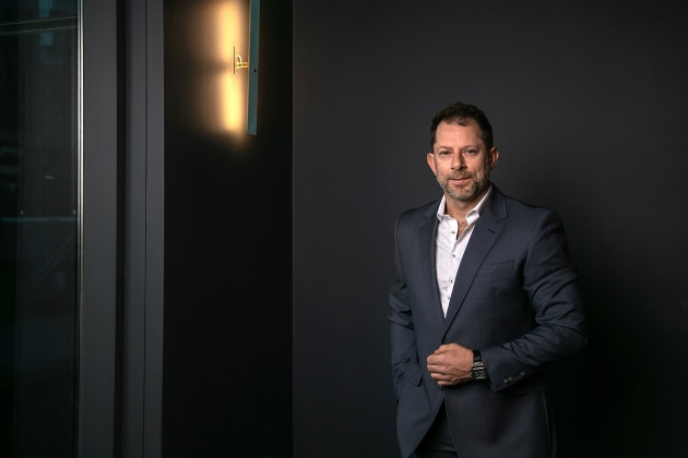 Digital Wine Ventures CEO Dean Taylor