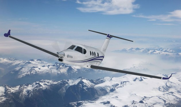 Cessna's clean-sheet Denali SETP aims to challenge the market supremacy of the Pilatus PC-12. (Textron Aviation)