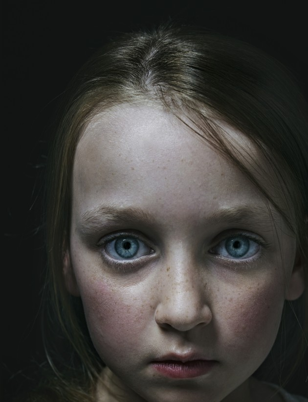 A national campaign, 'Lets stop it at the start', for domestic violence against women. Agency: BMF, Sydney. © Toby Dixon.