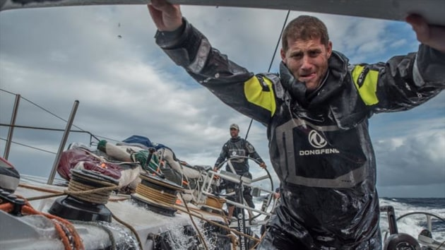 Dongfeng-skipper-Charles-Caudrelier-is-on-a-mission---Jeremie-Lecaudey/VOR pic