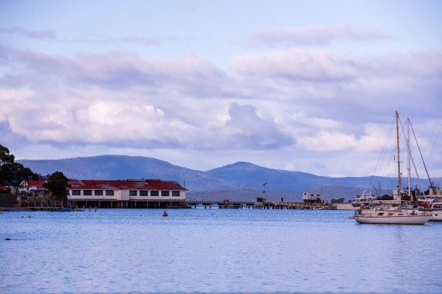 Dover Port, Esperance, Huon Valley. Toby Schrapel/Huon Valley Council.
