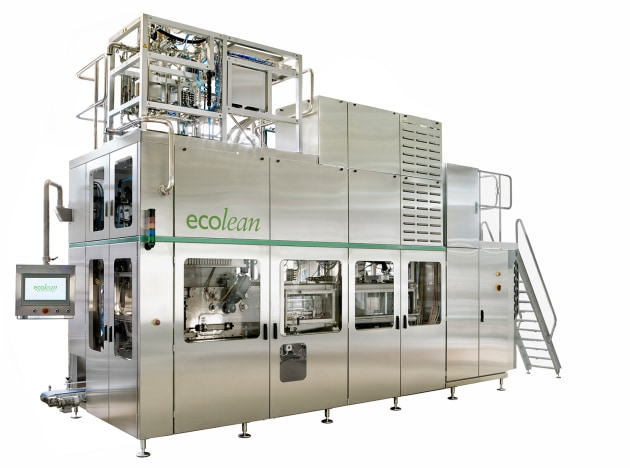 Ecolean: gold medal in sustainability