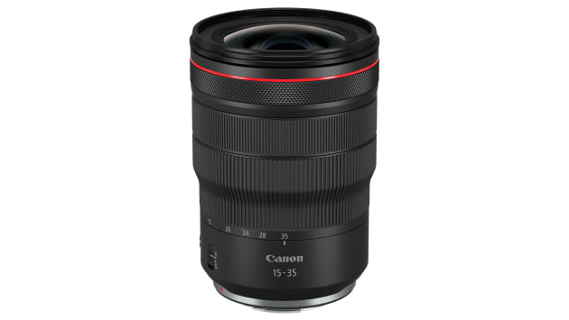 Canon RF 15-35mm F2.8L IS USM.
