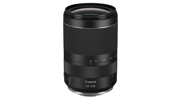 Canon RF 24-240mm F4-6.3 IS USM.