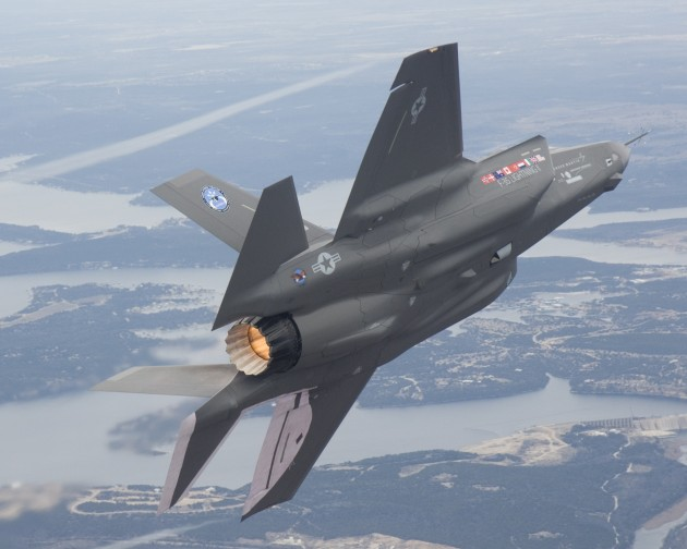 The global fleet of F-35s struggles with availability issues.