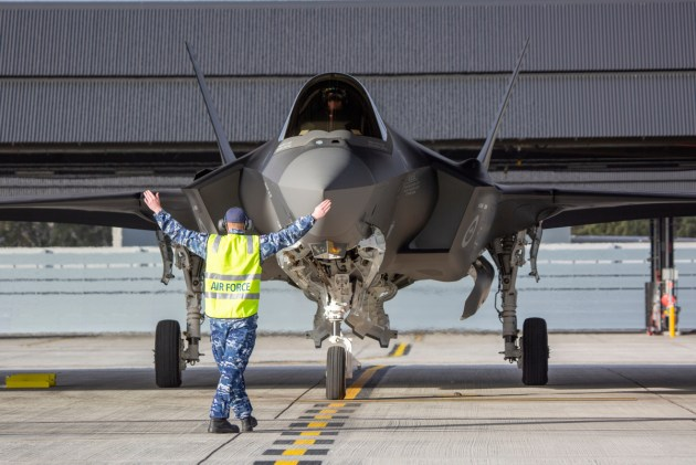The arrival of F-35s at RAAF Williamtown is an opportunity for Hunter defence industry.
