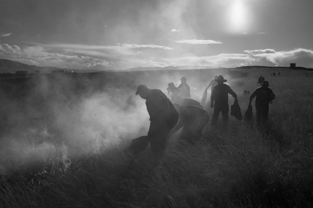 © Alessandro Cinque, from the project, 'Perú, A Toxic State'. 2019 Alexia Professional Grant Finalist.