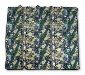 Ridgeline Buffalo Camo Fleece Blanket