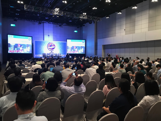 Over 400 delegates registered to attend the Global Packaging Forum at ProPak Asia.