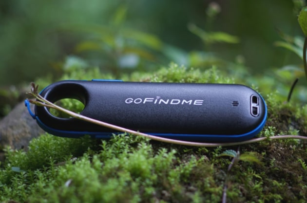 GoFindMe: A Real-time GPS Tracker