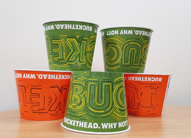 Made in the UK: GPI's sustainable buckets for KFC.