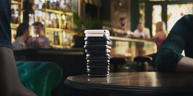 Switch to Pub mode. Shot for Guinness. © Alx Telfer.