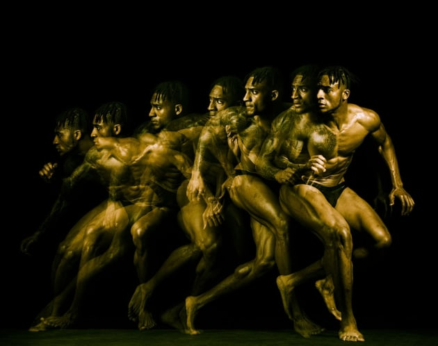 © Howard Schatz. Professional Winner – Sports. Bodies of the NFL.