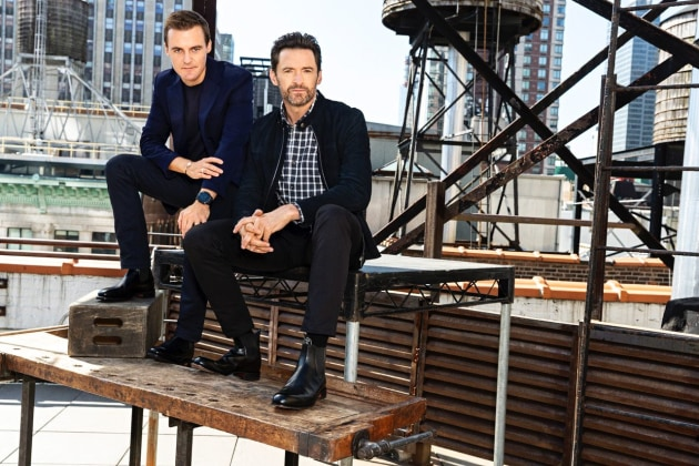 Hugh Jackman, 51, goes NUDE in new campaign for footwear