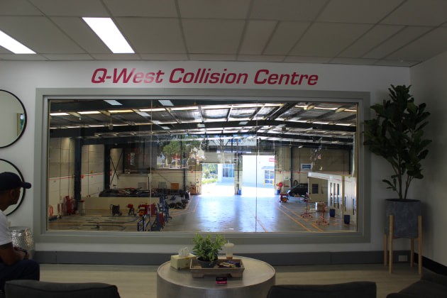 Q-West Collision Centre