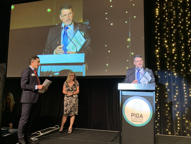 Industry Professional of the Year 2019: Joe Foster of OF Packaging.
