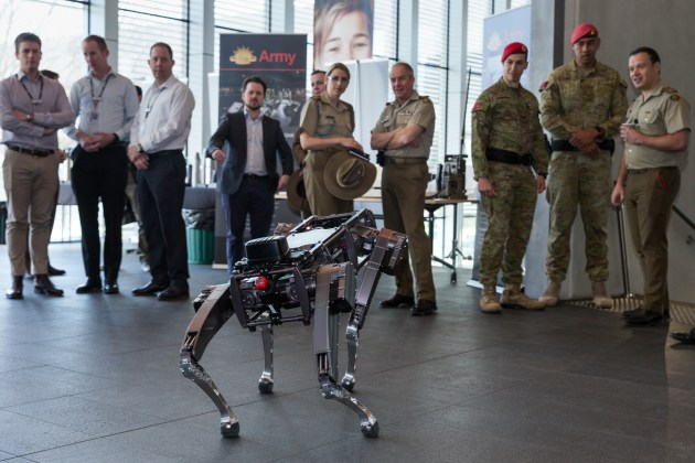 Army Innovation Day is a joint venture between Army and the Defence Innovation Hub.