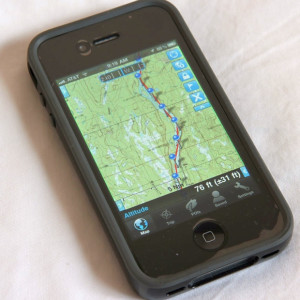 Android Topographic Map App.Eight Gps Apps For The Outdoors Great Walks
