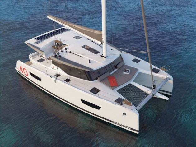 Fountaine Pajot has announced a new entry level sailing catamaran, the Isla 40.
