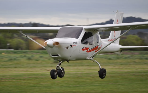 RAAus will seek exemptions from CASA for its flying school operators and members. (Steve Hitchen)