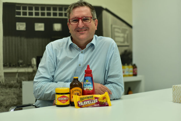 John McLean, CEO of Bundaberg Brewed Drinks