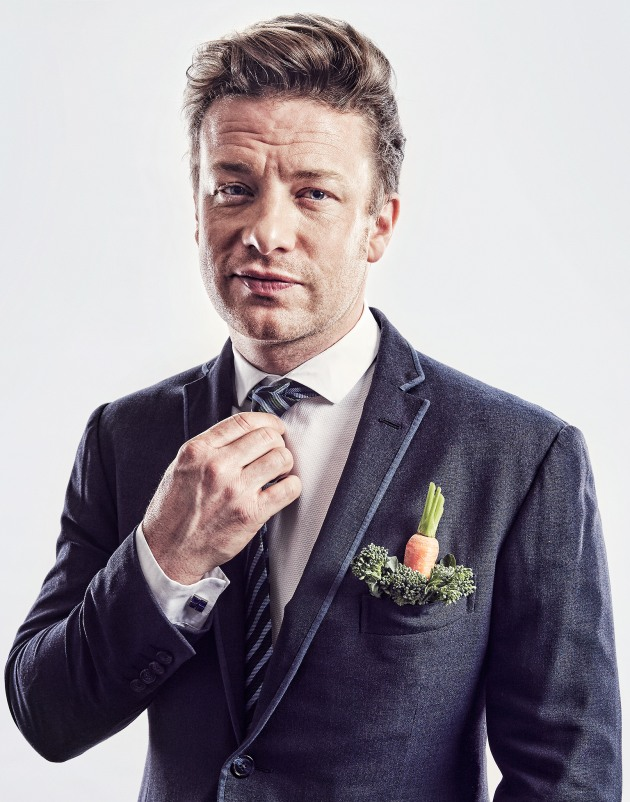© Jason Ierace. Jamie Oliver, photographed for Men's Health magazine.