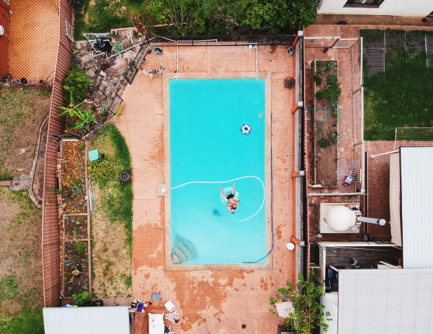 Winner: Justin De Castro, 'Bird's Eye'