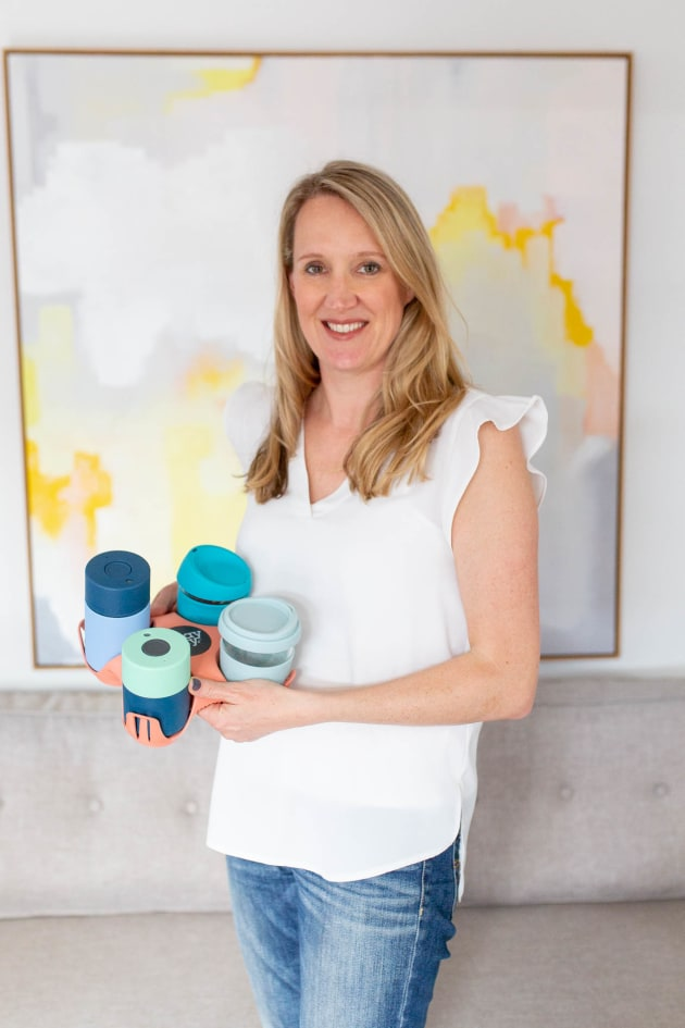 Kate Stewart, founder and MD, Stay Tray.