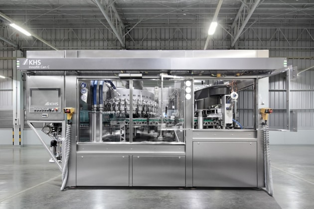 Turnkey supplier KHS has revamped its Innofill Can C fillers to now achieve an output of up to 50,000 cans per hour on 60 filling valves.