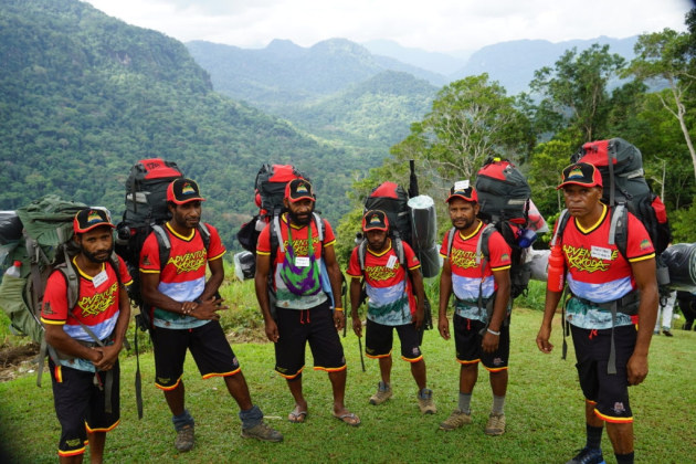 Adventure Kokoda guides