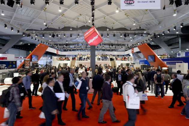 Biggest Labelexpo to date: show to open on Tuesday