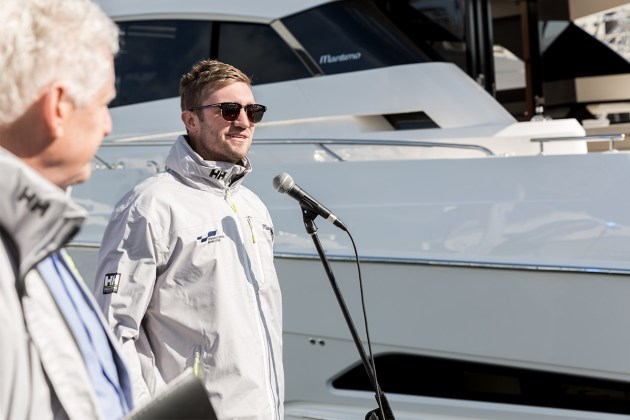 Maritimo lead designer, Tom Barry-Cotter, updated on the development of the X-series models.
