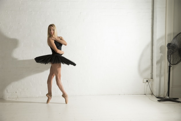 Melbourne City Ballet. Dancer: Klarissa Genussa.