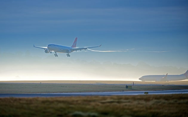 A projected increase in movements is behind the push for a third runway at Melbourne International. (Melbourne Airport)